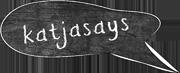 Logo Katjasays