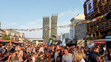 Spielbudenplatz Reeperbahn Festival 2016 - katjasays.com