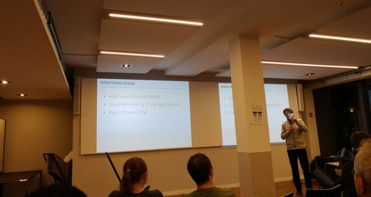 Microservices ThoughtWorks Meetup - Katjasays.com