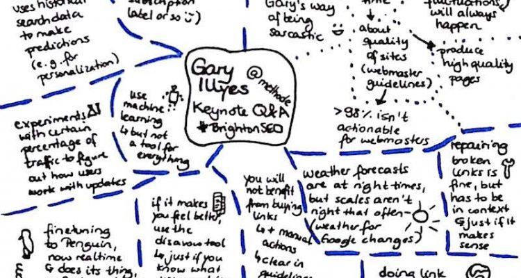 QA Gary Illyes #BrightonSEO - Katjasays.com