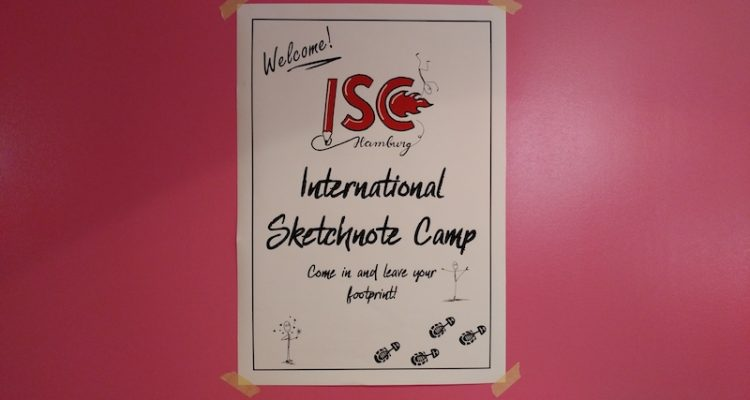 International Sketchnote Camp 2017 #isc17HH - Katjasays.com