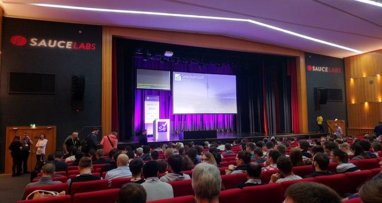Selenium Conference Berlin #SeConfBerlin - Katjasays.com