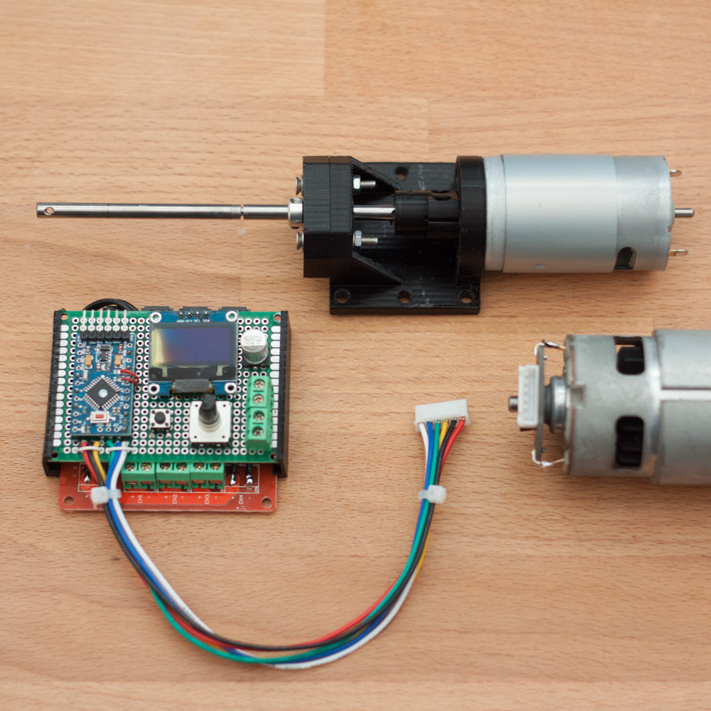 Building A 3D-printed Brushless Spindle With An Arduino