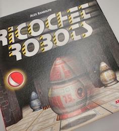 Ricochet Robots Game