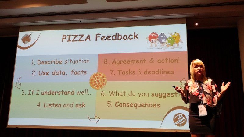 Pizza feedback